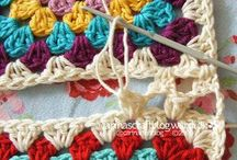 ways to join granny squares