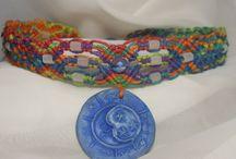 Hemp Necklace Ideas / by Trina Roberts