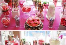 Favors and Candy/Dessert Tables / by Bright Occasions