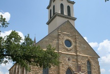 country churches / Beautiful Churches in the Country.
