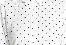 SPOT the difference / Spot shirts and polka dot prints