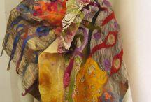 Textiel handwerk folklore