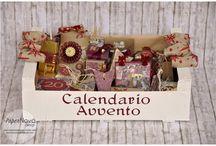 Advent Calendar - Calendari dell'Avvento / Advent Calendar - Calendari dell'Avvento
