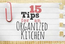 Better Organizing {Kitchen}