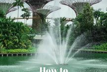 Singapore Travel / Our top tips for your visit to Singapore. Including pictures, travel plans, must visit destinations and sample itineraries. Ravenous Travellers | Travel Blog
