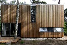 Architektur und Einrichtungen