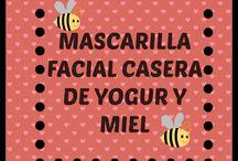 Cosmética Natural Casera / Añadiré recetas sobre cosmética, para que os animéis a hacerlas :)