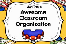Awesome Classroom Organization / Awesome ideas for organizing the elementary classroom