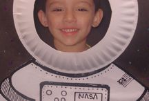 astronauta - do zdjęcia