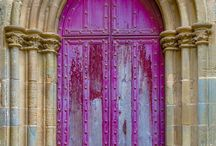 Unique Exterior Doors