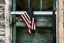 Patriotic (by others) / by Simply Darlene
