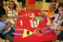 Preschool Shapes / by Chelsea Berg