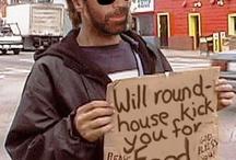 Funny Chuck Norris Stuff