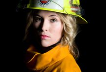 Art Photography- Women In Uniform / Art Photography - For Bookings visit www.marnyarothe.com