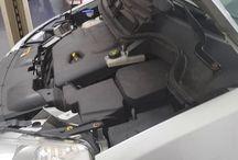 Ford Focus C Max Automaat Spoelen / Met 179513 km heeft deze Ford Powershift zwaar verbrande olie.  Klachten weigeren met schakelen en in zijn achteruit gaan.  Na een spoeling waren de klachten verdwenen.