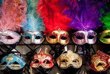 Masks :) / by Caitlin Register