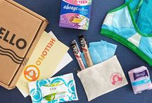Hello Kits / Check out our one-of-a-kind care packages!