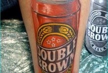 Fun & Refreshing Beer Tattoos / People can be known not exactly enthusiastic with regards to their most loved refreshments; this is particularly valid among lager consumers. A few individuals have been known not the mix so much that they have gotten tattoos devoted to the delectable drink as well as to their most loved brands.