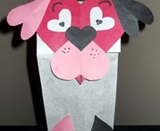 Valentine Craft Projects / by Heather Hamby
