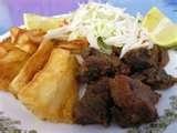 Salvadorean Cuisine...yum yum! / by Carmen Mattingly