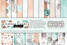 7 Dots Studio - Cotton Candy Dreams / Collection from 7 Dots Studio released in Autumn 2016