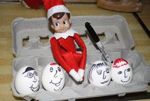Elf on the shelf! / by Michelle Henderson-Goode