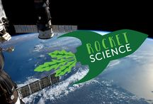 Rocket Science / The RHS Campaign for School Gardening has partnered with the UK Space Agency to embark on an 'out of this world' educational project allowing half a million pupils to grow seeds that have been to space!