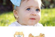 Earrings baby