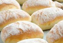 chleb, bułki