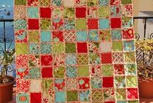 Quilting and Sewing / by Kathy Mailloux