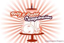 Feliz cumpleaños / Ideas para celebrar, decorar o regalar en cumpleaños