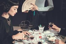 Enjoy your meal! / by Fashion Factor