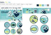 Kids Birthday Party Designs / by Jo-Ann Pullen