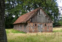 cool barns / by Jim Thornberry