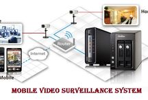 Remote Mobile Video Surveillance System / Remote Mobile Video Surveillance Systems used for high security feature and easily equipment for the bus, coach & other transport vehicles used this for  home and business purpose & remotely observing by SmartPhone, tablet etc.