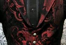 Vest / #Gothic #Steampunk #Victorian