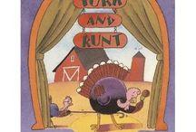 Books For Thanksgiving