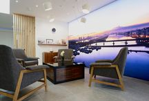 Marketing Suite | Royal Albert Wharf / Like what you see? Find out more at http://bit.ly/2tP3z3W