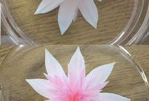 gelatin flower