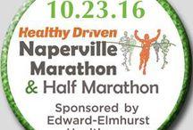 2016 Naperville Marathon & Half Marathon
