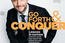 Business Magazine / Restyling 2014