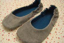 Shoes patterns