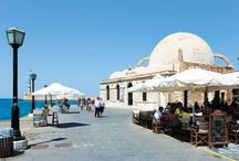 CHANIA CRETA GREECE / CHANIA CRETA GREECE