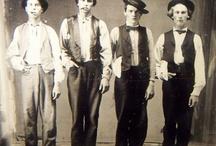 Vintage men / by Elaine Workman