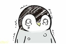 Penguin(•ө•)