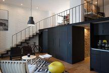 Idées Décoration Industrielle / Envie d'une décoration industrielle dans votre intérieur ? Découvrez de nombreux exemples à travers les différents articles sur notre blog.