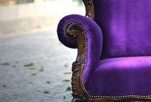 Furniture / by Lee Roth