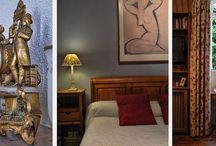 Le Diderot / L'hôtel Diderot (le Diderot, pour les intimes), est un hôtel familial situé dans le quartier des chanoines, dans la vieille ville de Chinon.