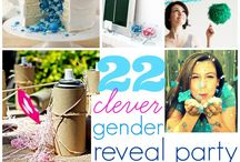 Gender Reveal Party Ideas / by Amanda {A Royal Daughter}