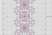Mamcsi blackwork